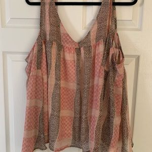 Abercrombie & Fitch Boho Top